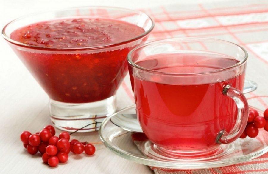Чай и варенье из лимонника
