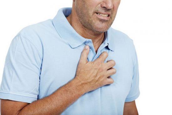 Боль за грудиной