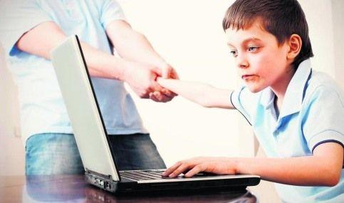 Компьютерная зависимость у ребенка