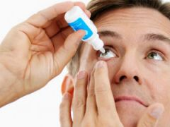 Капли для снижения внутриглазного давления