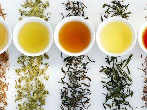 Сорта чая